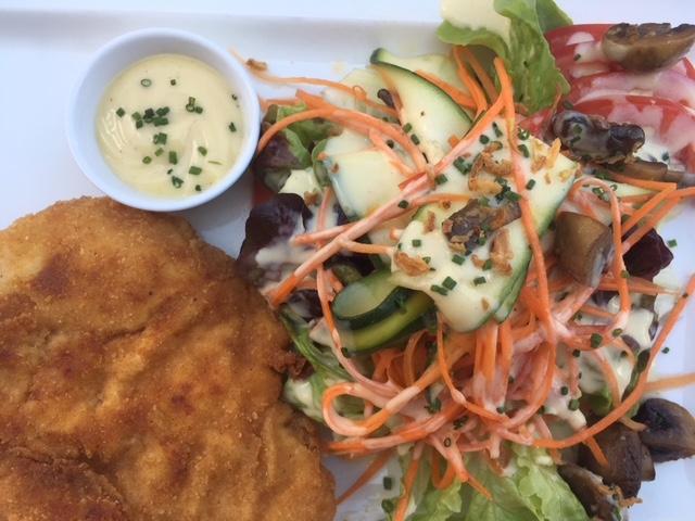 Un savoureux plat du jour - © My-Mulhouse.fr