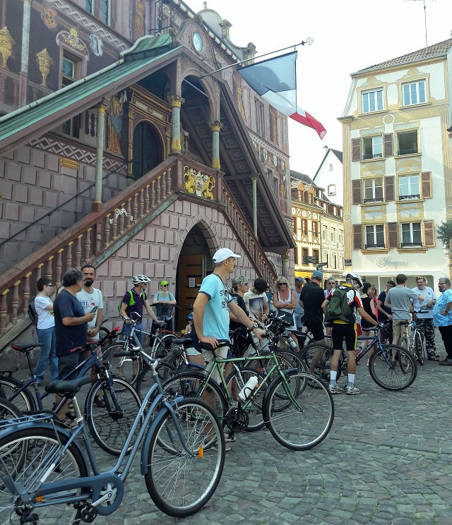 vélos place réunion mulhouse