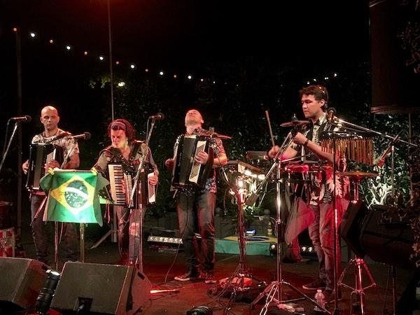 Une soirée qui se termine sur un air de samba... © My-Mulhouse.fr