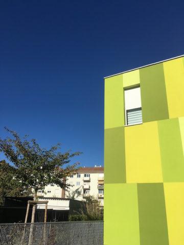 Des couleurs vives pour ce collectif © My-Mulhouse.fr