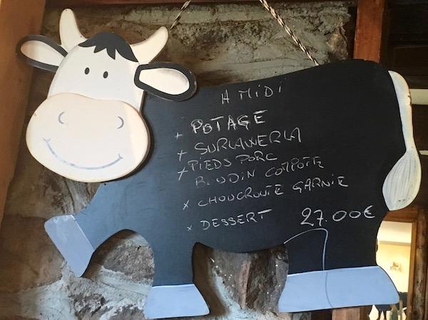 Le menu du jour :-) -© My-Mulhouse.fr