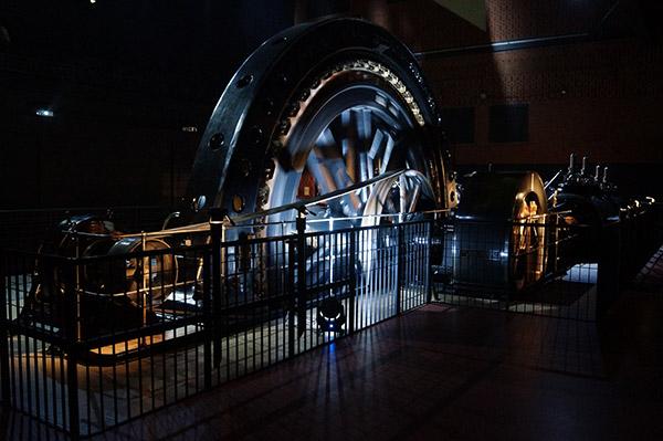 La Grande Machine du Musée Electropolis