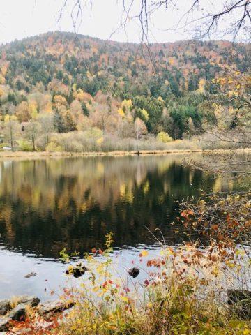 Le lac de Sewen - © My-Mulhouse.fr