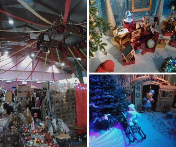 Un marché de Noël, ou plutôt de l'Avent, très sympa - © My-Mulhouse.fr