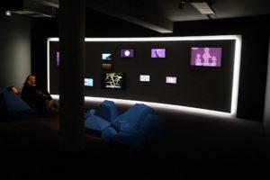 Un nouvel espace moderne pour Electropolis, pour envisager et présenter l'usage de l'électricité dans le futur