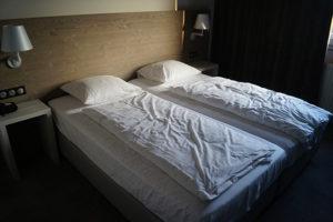 Chambre de l'hôtel Jenny
