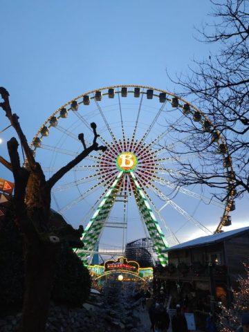 La grande roue : seulement en hiver - © My-Mulhouse.fr