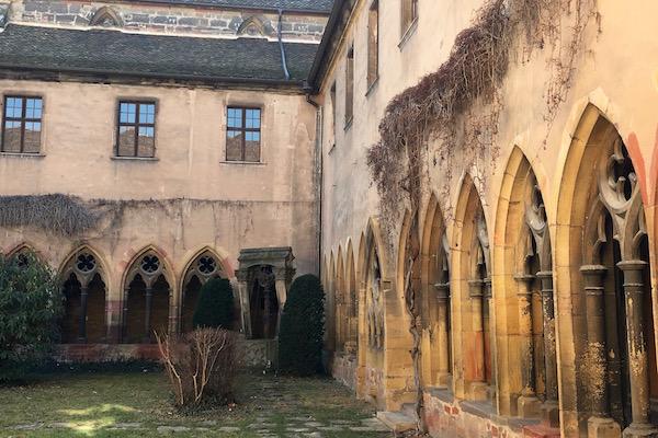 Le musée Unterlinden: la partie ancienne (le couvent) - © My-Mulhouse.fr