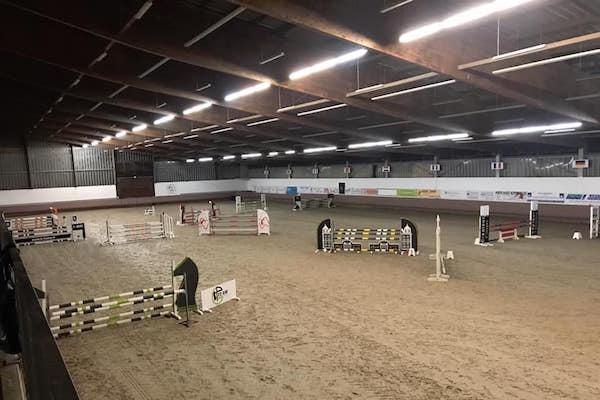De l'espace et des équipements pour pratiquer l'équitation dans de très bonnes conditions - © My-Mulhouse.fr